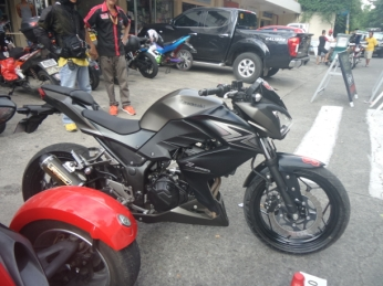 Gunnys First Charity Poker Run And Motorcycle Show The Bacolod