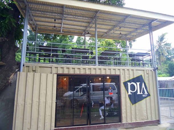 """Pia Vill Pizza: A different and very """"CRATE-ive"""" pizzeria"""